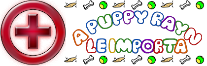 A Puppy Rayn le Importa Banner